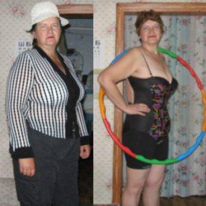 кто насколько похудел на правильном питании