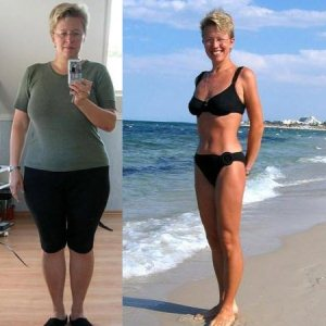 как похудеть людям за 50 лет